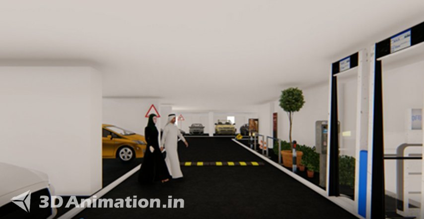 3d walkthrough animation company in Chennai