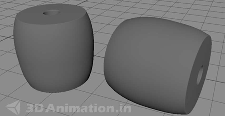 3D Modeling & Texture of Product Explanation video
