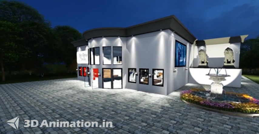 Architectural walkthrough animation services in Chennai