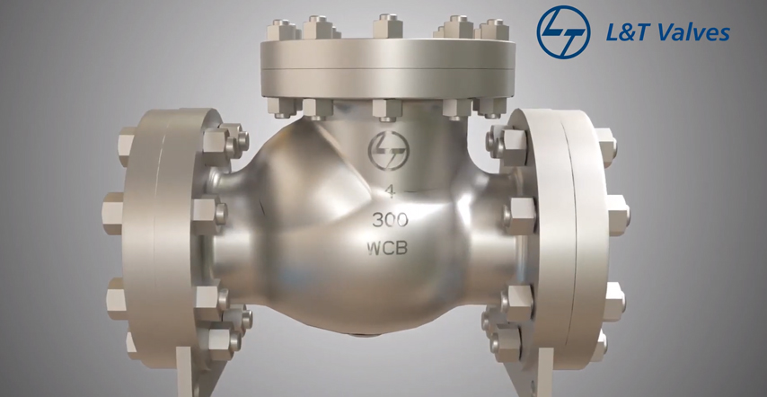 Mechanical Engineering Animation video For Industrial Check Valves