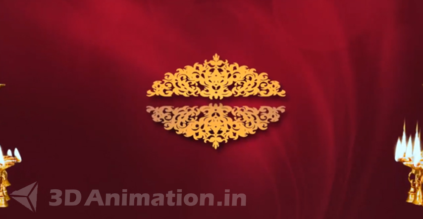 HD Cinema Advertising by animation