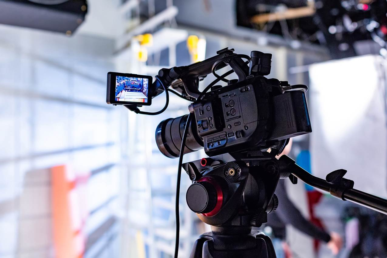 corporate promotional video production