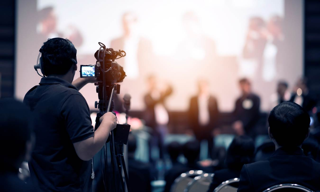 corporate videography production service