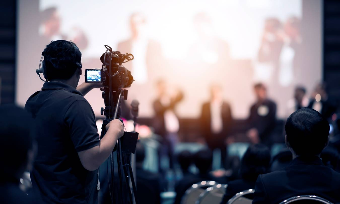 Corporate ELearning video production