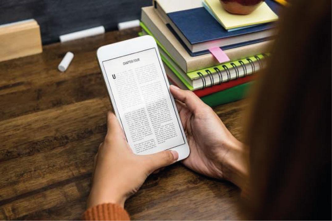 e-book video