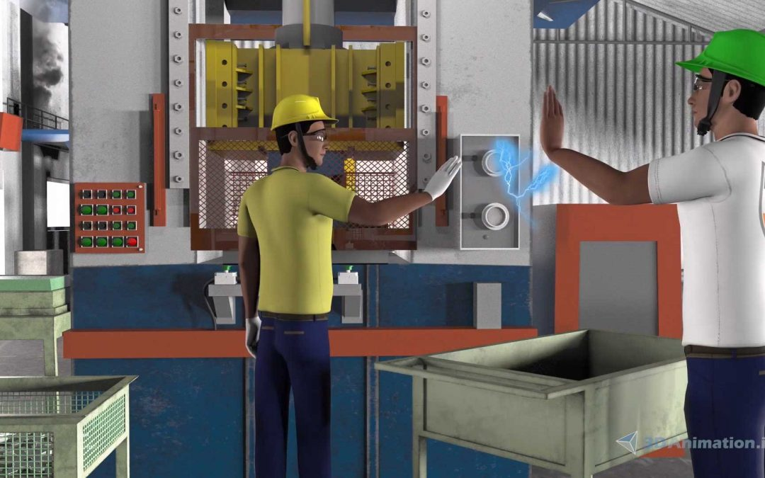 Safety 3D Animation – Electrical Safety and Training Video
