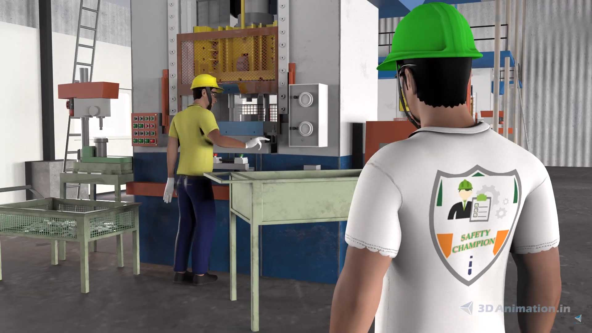 Machine safety video