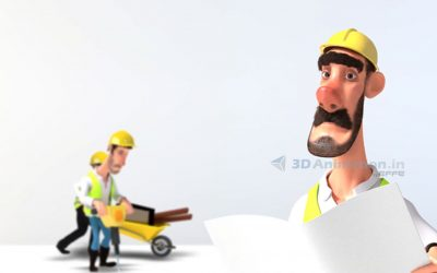 Safety 3D Animation – Near Miss Safety Video